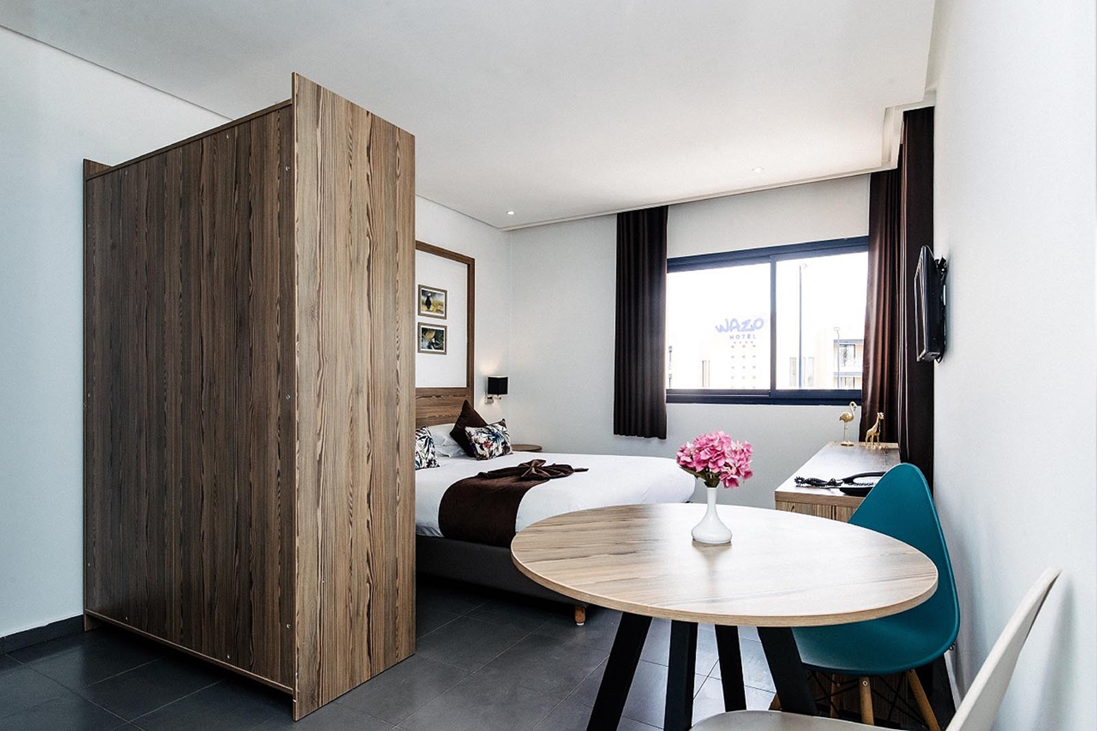 Chambres et Apparts